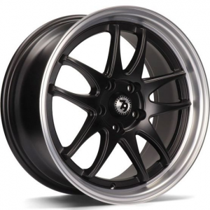 Cerchi in lega  79Wheels  SV-I  17''  Width 8   5x112  ET 35  CB 66,6    Matt Black Polished Lip