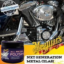 MEGUIAR'S NXT PULITORE METALLI UNIVERALE 148 ml