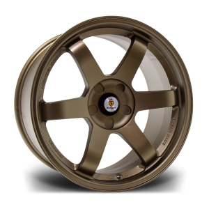 Cerchi in lega  STUTTGART  ST16-N  18''  Width 8,5   PCD Custom  ET disponibili da 15 a 45  CB 73.1    Bronze