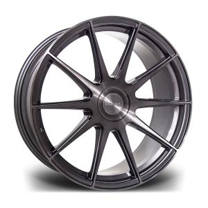 Cerchi in lega  RIVIERA  RV194  20''  Width 8,5   PCD Custom  ET disponibili da 15 a 45  CB 73.1    Carbon Grigio