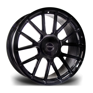 Cerchi in lega  RIVIERA  RF104  20''  Width 9   PCD Custom  ET disponibili da 20 a 45  CB 73.1    Gloss Black