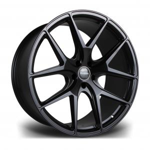 Cerchi in lega  RIVIERA  RV136  22''  Width 9   PCD Custom  ET disponibili da 15 a 45  CB 74.1    Satin Black