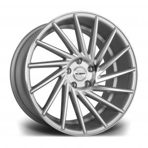 Cerchi in lega  RIVIERA  RV135  19''  Width 8,5L   PCD Custom  ET disponibili da 15 a 45  CB 73.1    Silver Polished