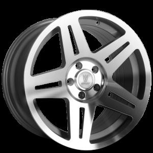 Cerchi in lega  STUTTGART  ST11  18''  Width 9,5   PCD Custom  ET Custom  CB 73.1    Silver Polished