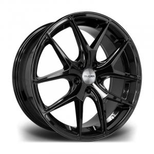 Cerchi in lega  RIVIERA  RV136  22''  Width 10,5   PCD Custom  ET disponibili da 15 a 45  CB 74.1    Gloss Black