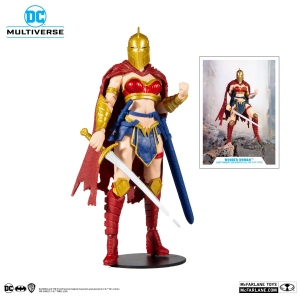 *PREORDER* DC Multiverse: -	LKOE WONDER WOMAN WITH HELMET OF FATE by McFarlane Toys