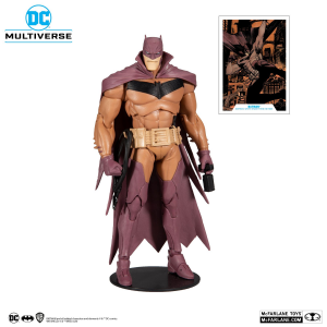 *PREORDER* DC Multiverse: WHITE KNIGHT BATMAN (RED VARIANT) by McFarlane Toys