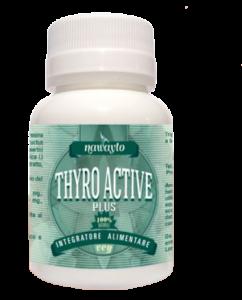 THYRO ACTIVE PLUS 60CPR