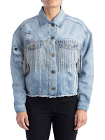 Giubbino Jeans TWIN SET