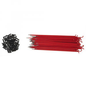 Shadow SGT Spokes | Colore Red