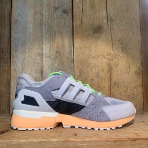 Scarpa Adidas ZX 10,000 C Grey Two Bianca e Grigia