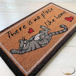 Zerbino gatto home