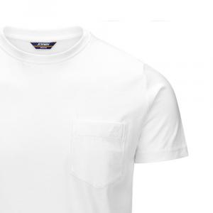 T-shirt uomo K-WAY K00AI30 001 -21