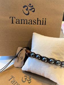 Bracciale Tamashii con Ematite