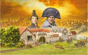 La Haye Sainte Waterloo 1815 Battle Set