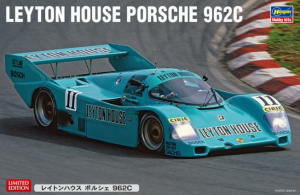 Leyton House Porsche 962C
