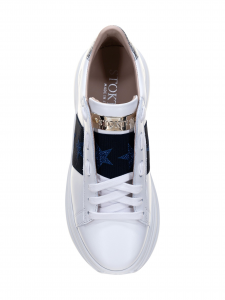 Stokton  Sneakers BIanca e Blu