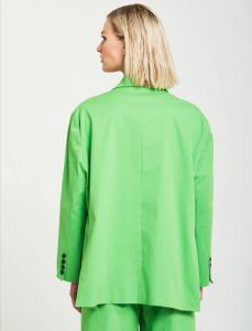 Vicolo - blazer oversized con spacchi laterali