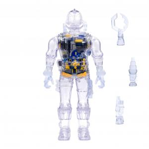 *PREORDER* G.I. Joe: SUPER CYBORG COBRA B.A.T. CLEAR  By Super7