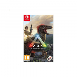 Ark: Survival Evolved - Usato - NSwitch
