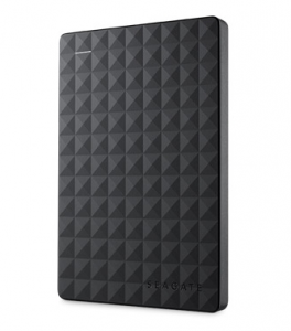Seagate Expansion Portable 2TB disco rigido esterno 2000 GB Nero