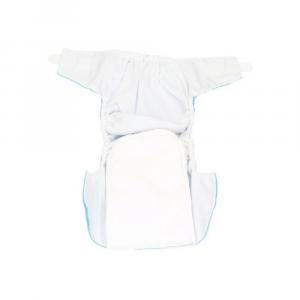 Kit 5 pannolini lavabili con veli in cellulosa