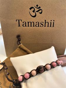 Bracciale Tamashii con Bamboo Leaf