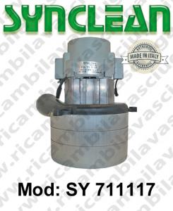 Motore aspirazione SY 711117/ES SYNCLEAN per aspirapolvere SYNTOS 16-18