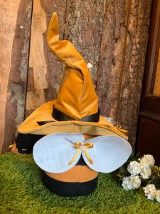 Cartamodello Pino gnomo apicoltore