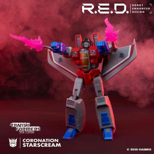 *PREORDER* Transformers Generations: R.E.D. Series STARSCREAM by Hasbro