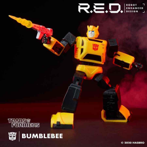 *PREORDER* Transformers Generations: R.E.D. Series BUMBLEBEE by Hasbro