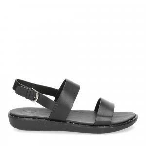 Fitflop back strap sandals Barra black-2