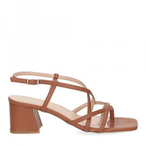 Il Laccio sandalo 1417 pelle cuoio-2