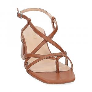 Il Laccio sandalo 1417 pelle cuoio-3