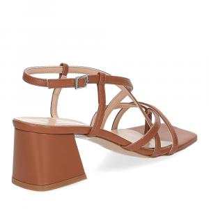 Il Laccio sandalo 1417 pelle cuoio-5
