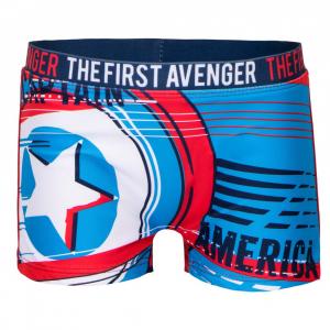 Costume Capitan America Avengers da 4 a 10 Anni Estate 2021
