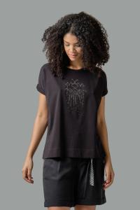 T-shirt donna LA MARTINA ART. RWR005