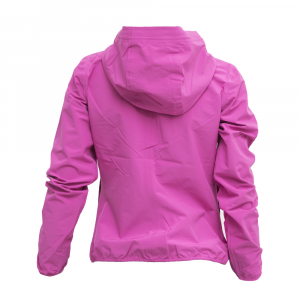 K-WAY - GIUBBOTTO LILY DOUBLE - COL. PINK INTENSE FLUO