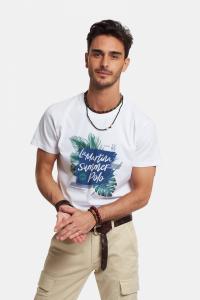 T-shirt uomo LA MARTINA ART. RMR022