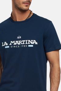 T-shirt uomo LA MARTINA ART. RMR020