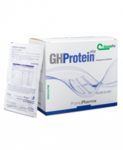 GH PROTEIN PLUS RED FRUIT