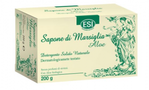 ESI SAPONE MARSIGLIA ALOE 200G