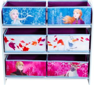Contenitore Porta Giochi Frozen 60x63.50x30 cm
