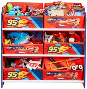 Contenitore Porta Giochi Cars 60x63.50x30 cm