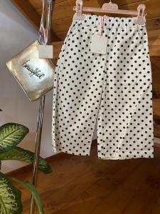 Pantaloni Pois Vicolo Bambina