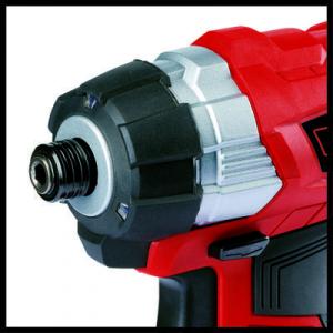 Avvitatore ad impulsi a batteria Einhell TE-CI 18 Li Brushless-Solo - 4510030