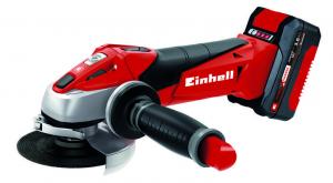 Smerigliatrice angolare a batteria Einhell TE-AG 18/115 Li Kit - 4431119