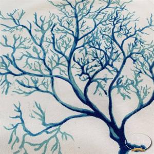Canovaccio Corallo blu