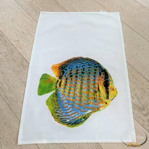 Canovaccio Pesce tropicale