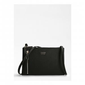 NAYA DOUBLE ZIP CROSSBODY